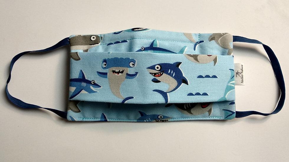 Masque Baby shark