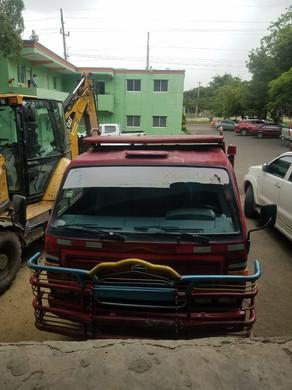 Detienen conductor de camión en Santiago de los Caballeros