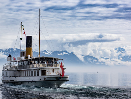 Electric Ferries Are Making Waves