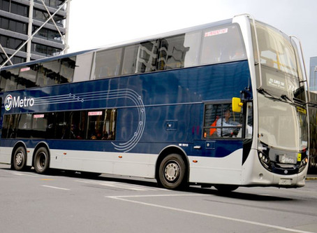 Auckland to Get Electrified Public Transport