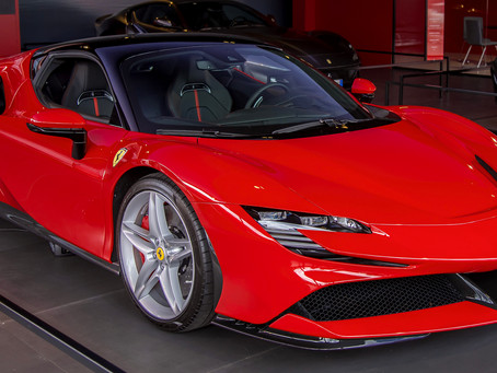 Let's talk about Ferrari and EVs