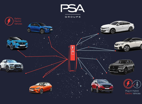 Total Team up With PSA Group for Battery Production