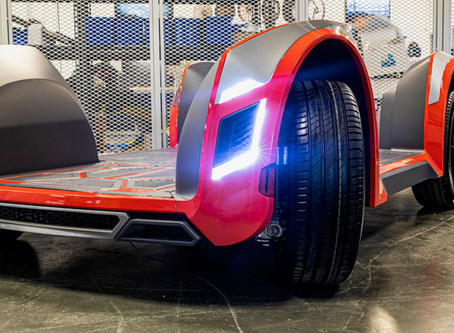 An Israeli Start-Up Is Reinventing the Wheel