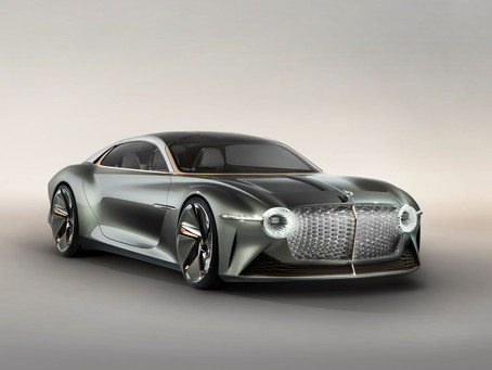 Bentley Think Batteries Can Change Car Design
