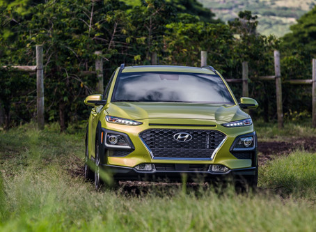 Beware: An 800 Horsepower Hyundai Kona EV Is Going Off-Road