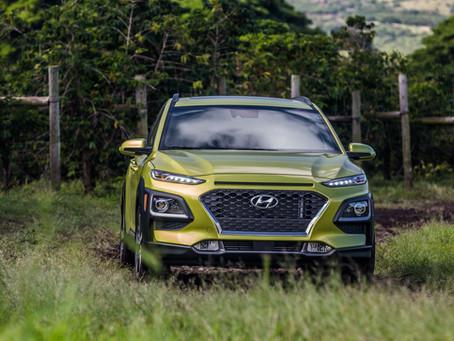 Beware: An 800 Horsepower Hyundai Kona EV Is Going Off-Road