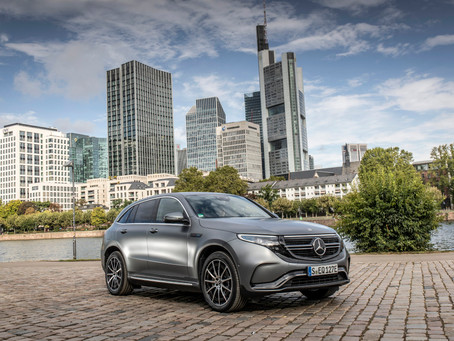 Mercedes vs BMW, Who's Better at Building EVs?