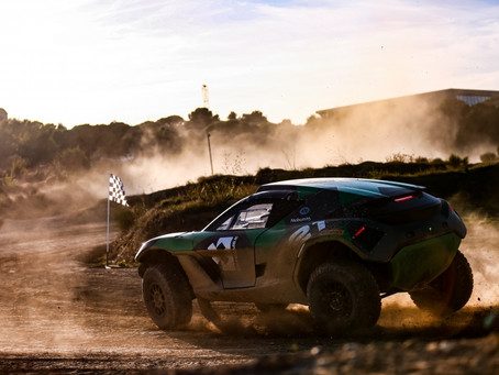 Rally Racing is Going Electric