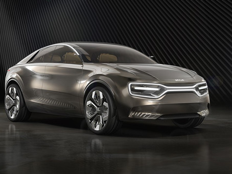 Imagine This, It's an EV from Kia