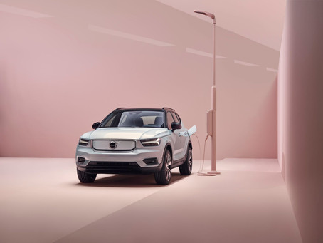 Volvo's Brand is all about safety. Now they are going electric.
