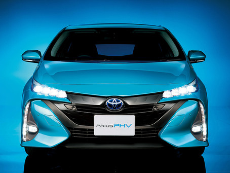 Toyota Have Done a Full 180 on EVs