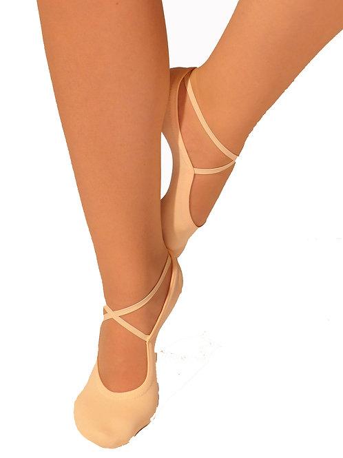 Chaussons de ballet (demi-pointes) pour enfant Angelo