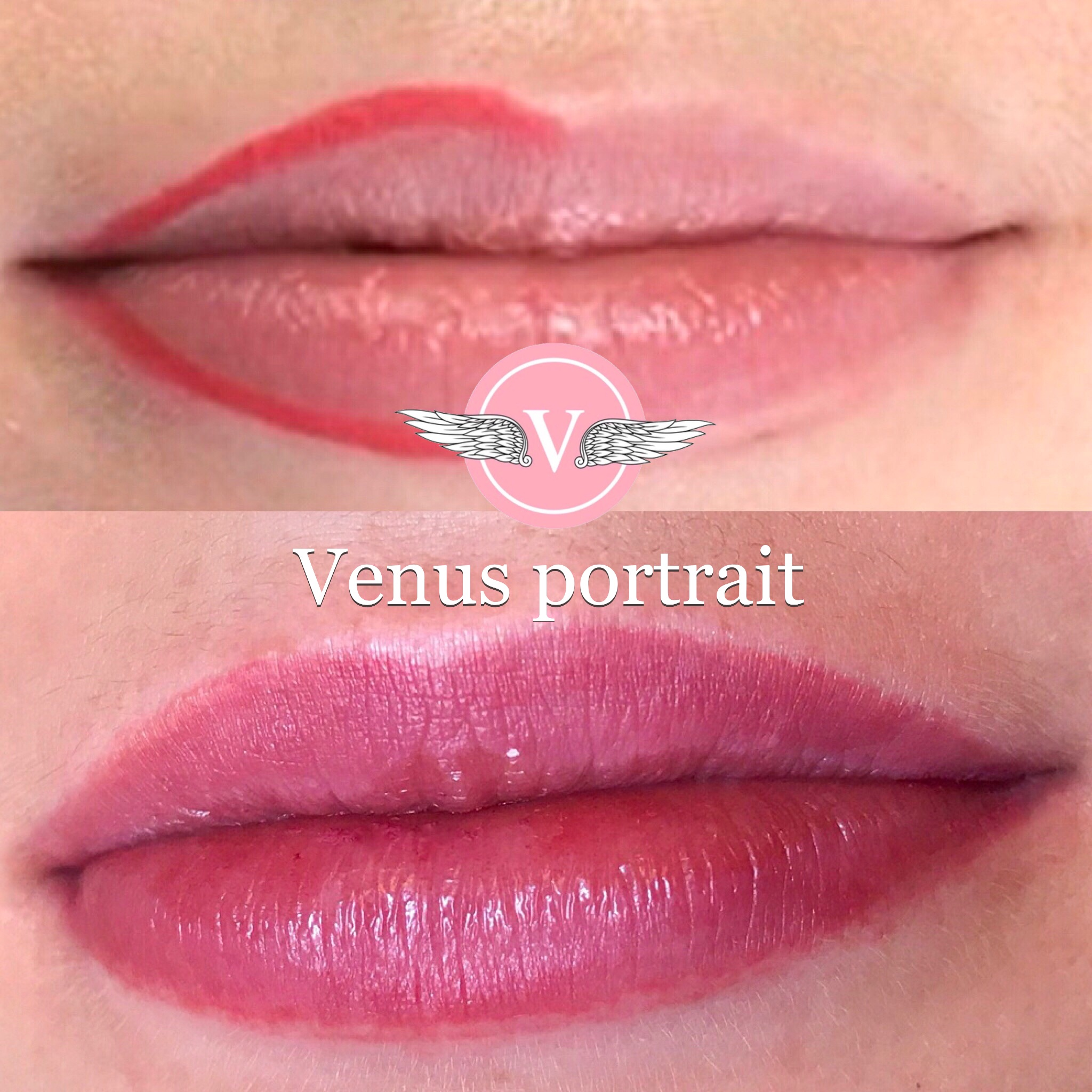 Permanent Make-up bei venusportrait