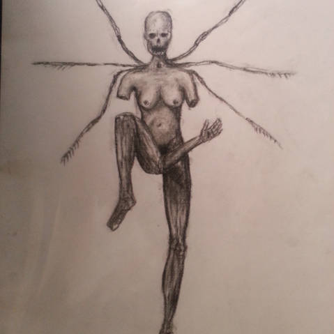 Insect Woman