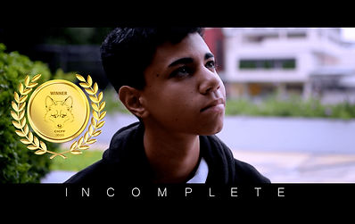 Filmmaker Ishan Modi's award-winning short film Incomplete