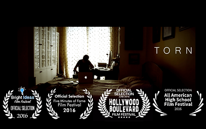 Filmmaker Ishan Modi's short film Torn screened in many film festivals across the globe
