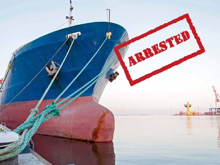 Ship Arrest in India