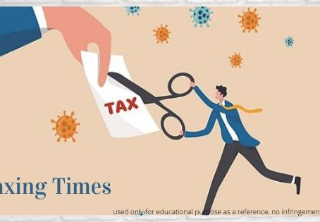 TAXING TIMES: Income tax as a weapon in India's crusade against the pandemic