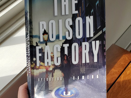 """Book Review: """"The Poison Factory: Operation Kamera,"""" by Lucy Kirk"""
