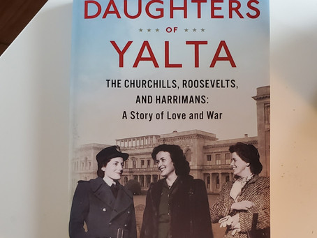 """Book Review: """"Daughters of Yalta,"""" by Catherine Grace Katz"""