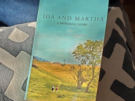 "Book Review: ""Ida And Martha: A Montana Story,"" by Sara Fretz-Goering"
