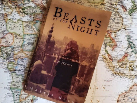 """Book Review: """"Beasts of the Night,"""" by Matejs Kalns – An Indie Author Takes on a Tough Topic"""