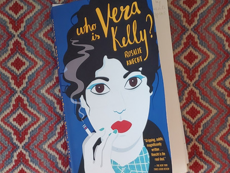 """Book Review: """"Who Is Vera Kelly,"""" by Rosalie Knecht"""