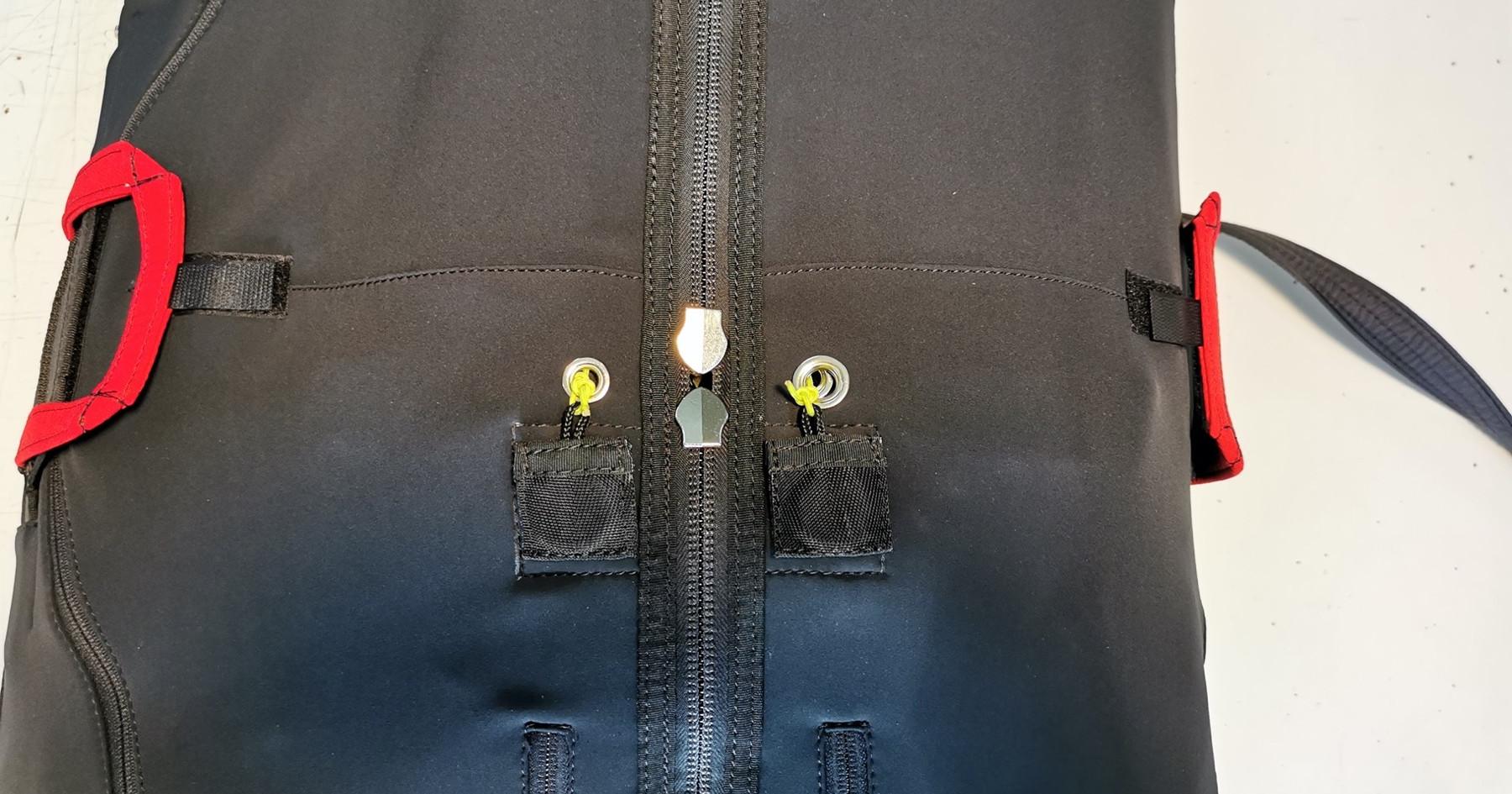 RVS Serviceleinen mit Magnet Befestigung