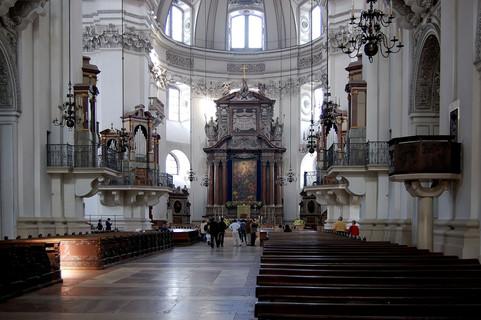 Salzburg Cathedrale