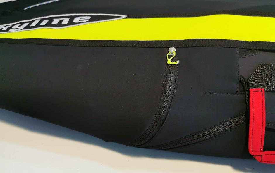 RVS für Funktasche
