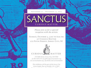 Sanctus at Curious Matter