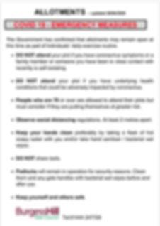 Allotments - updated COVID 19 Advice.jpg