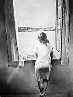 Class 44 Judith Parsons Through the wind