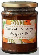 Class 50 Teresa Welch - A Jar of Chutney