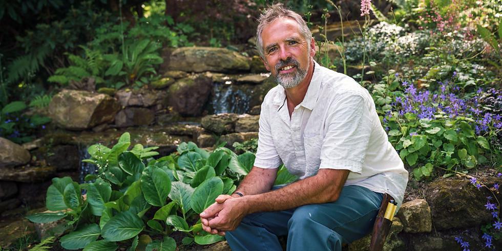 'GARDEN INSPIRATION' - SPEAKER: MARK SAUNDERS, Head Gardener at Fittleworth House.