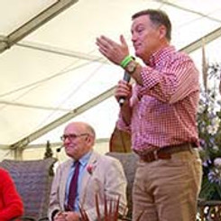 Recording of talk 'Judging with the Royal Horticultural Society': Speaker Martin Fish
