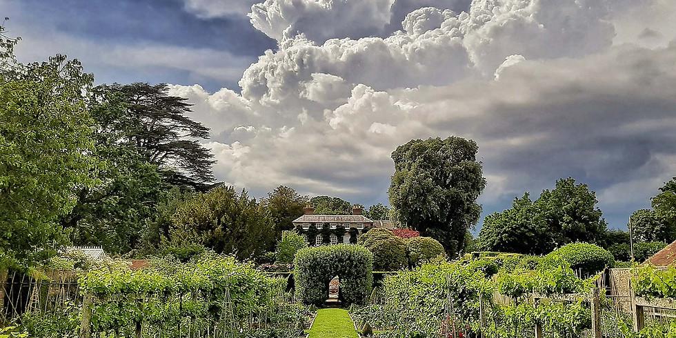 Recording of 'GARDEN PHOTOGRAPHY' - SPEAKER: MARK SAUNDERS, Head Gardener at Fittleworth House.