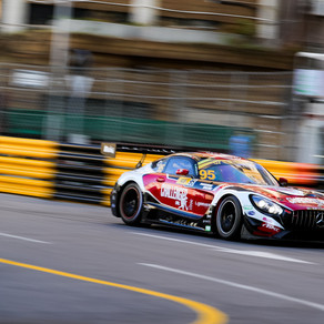 Craft-Bamboo Racing narrowly misses out on podium after thrilling fight back by Darryl O'Young