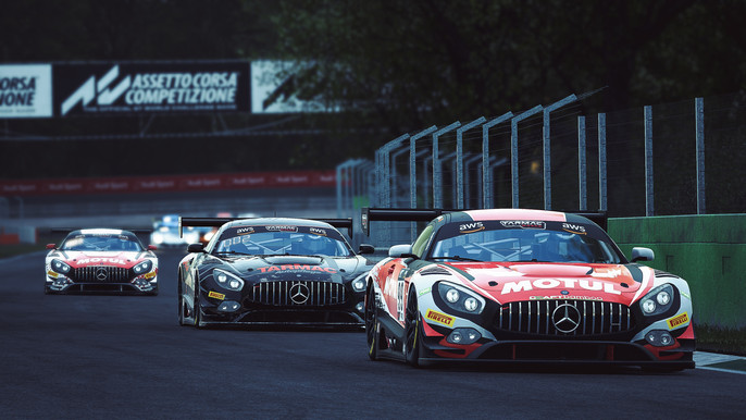 Rd. 1 - GT World Challenge Asia Esports Championship Powered