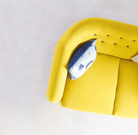 Yellow Couch