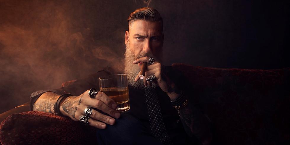 Whiskey, Beards & Cigars