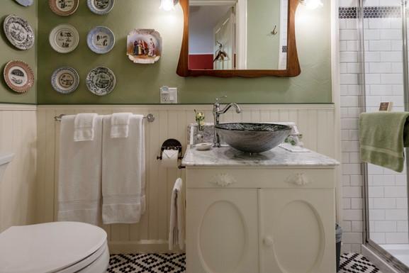 The Garret Bathroom
