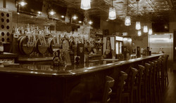 sepia bar