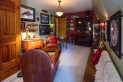 The Turret Sitting Room