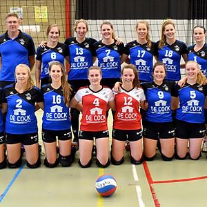 Officiële teamfoto's