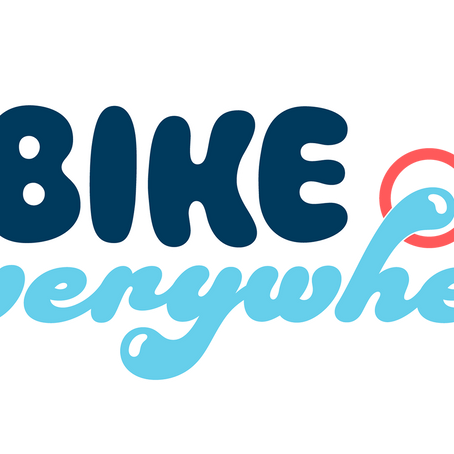 """Bike Everywhere"" with a bike buddy!"
