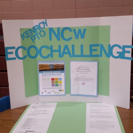 2018 NCW EcoChallenge Achievements