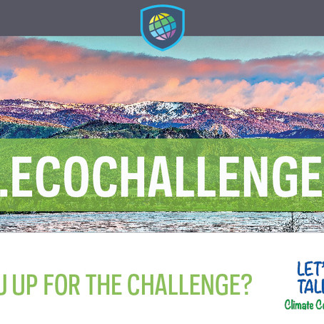 The 2nd Annual NCW EcoChallenge Starts Today!