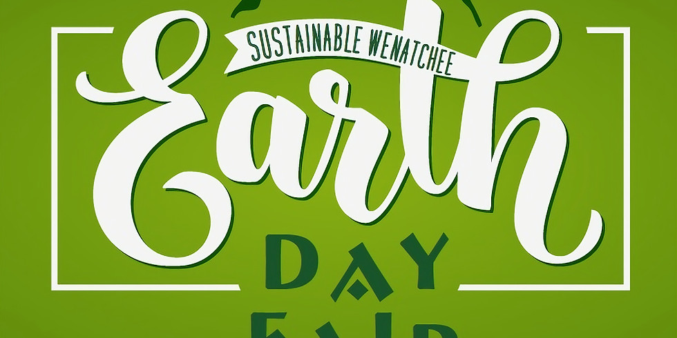 POSTPONED- 3rd Annual Sustainable Wenatchee Earth Day Fair