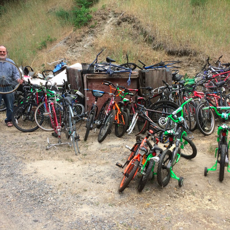 Bad Brakes Lead to Good Bikes